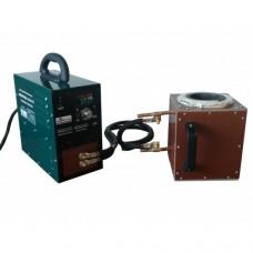 Индукционный нагреватель Микроша 15-8 СЧ(тигль 85х145)