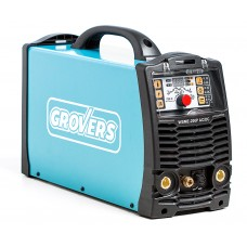TIG GROVERS WSME 200P ACDC